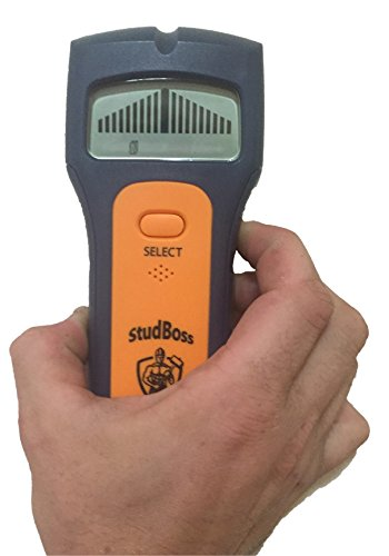 StudBoss Digital LCD Stud Finder - Easy To Use - Bonus Video...