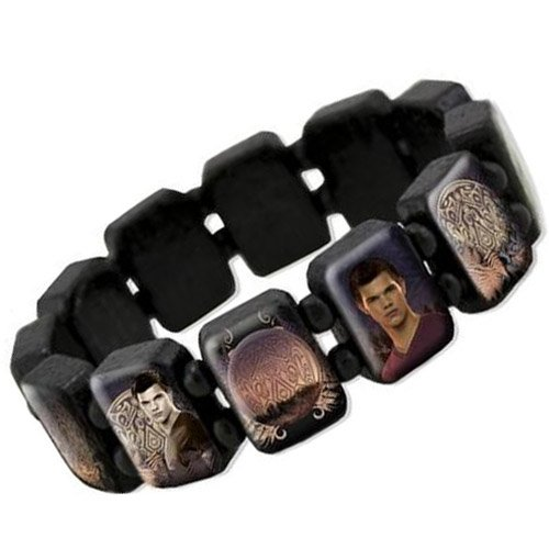 Neca - Twilight Breaking Dawn Wooden Bracelet Jacob (Bella Cullen Costume)