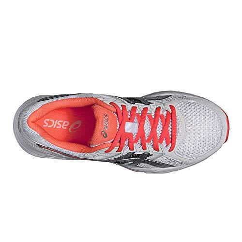 Gel contend De Blanco Running Mujer Zapatillas 3 Asics 7TSxOqq