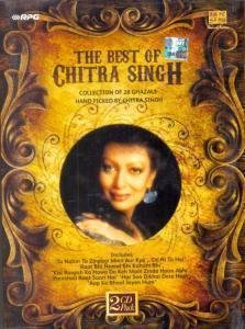 The Best Of Chitra Singh - Collection Of 28 Ghazals Hand Picked By Chitra Singh (2-CD Set)