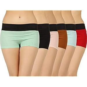 VAISHMA Women's Cotton Boy Shorts 13 41FEDUtiY0L. SS300