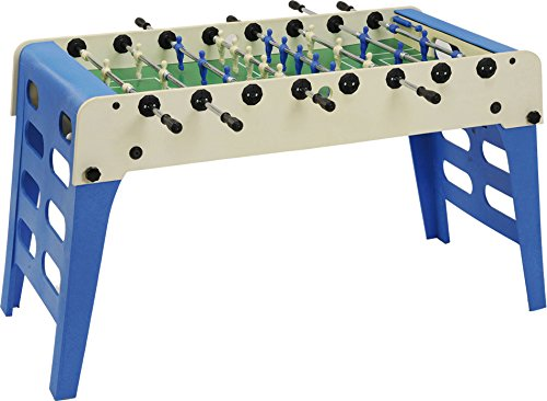 Garlando Foosball Table - Garlando Open Air Indoor/Outdoor Weatherproof Foosball/Soccer Folding Game Table