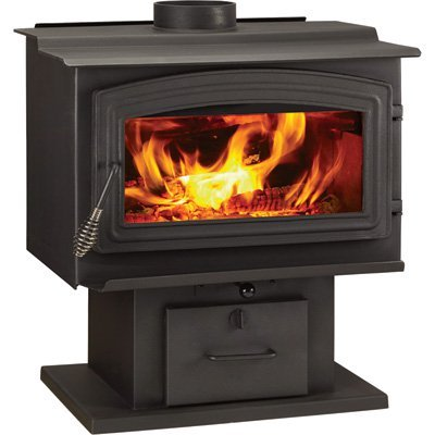 Epa Large Wood Burning Stove (WoodPro Wood Stove - 90,000 BTU, EPA-Certified, Model# WS-TS-2000)