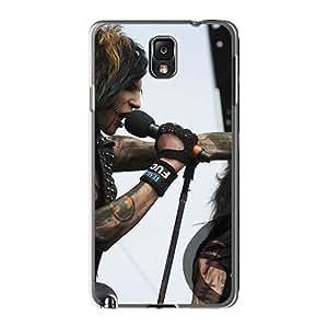 EricHowe Samsung Galaxy Note3 Excellent Hard Phone Covers Customized Lifelike Black Veil Brides Band BVB Image [nIr17512eztL]