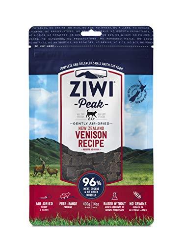 Ziwi Peak Air-Dried Venison Recipe Cat Food(14 oz.)