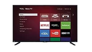 TCL 55FS3750 55-Inch 1080p Roku Smart LED TV (2016 Model)