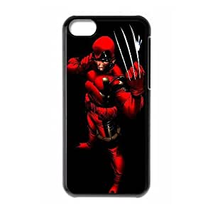 Wolverine Comic iPhone 5c Cell Phone Case Black PQN6053055396554