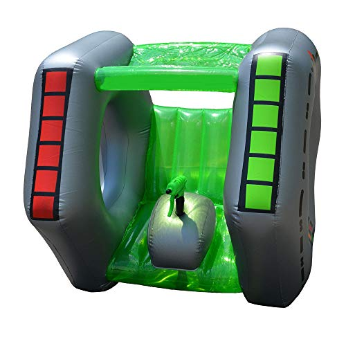 (jnwd Star Wars Pool Toys Inflatable Starfighter Squirter Kids Water Play Fun Summer Beach Toy & e-Book by jn.Widetrade.)