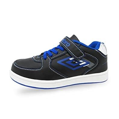 new style 1cce8 70423 Umbro Chaussure enfant Dork velcro bleu - Chaussures Baskets basses  GH8HUA1Z - destrainspourtous.fr