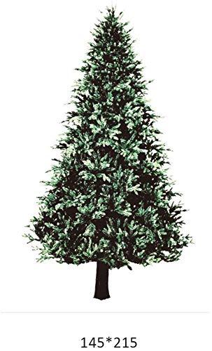 Amycute Tapiz de /árbol de Navidad Christmas Tree Tapestry Decoraci/ón de Fiesta de Navidad Tapiz de Navidad Fondo de Pared Pa/ño Colgar para Sala de Estar Dormitorio 145/×215cm