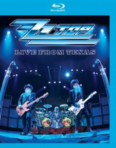 ZZ Top: Live from Texas [Blu-ray] by UNI DIST CORP (MUSIC)