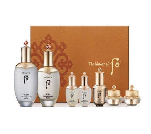 Korean Cosmetics_The History of Whoo Cheongidan Hwahyun 2pc Gift Set 天氣丹 華炫 2種セット(海外直送品) [並行輸入品] B07CVYX5GJ