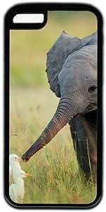Cute Elephant Theme Iphone 5c Case