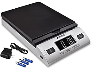 ACCUTECK All-in-1 Series W-8250-50bs A-Pt 50 Digital With Ac Adapter, Silver