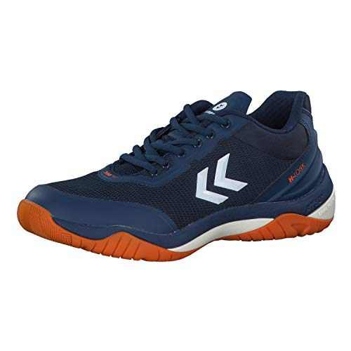 8616 Indoor Multisport Mixte Dual Plate Hummel Bleu Skill Chaussures poseidon Adulte XwRFO7vq