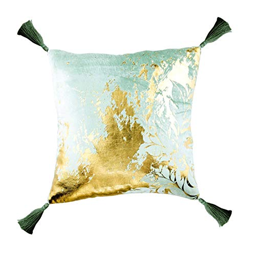 The HomeCentric Funda de Almohada Decorativa Mar Verde ...