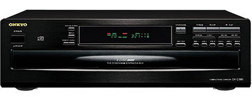 ONKYO DX-C390 6-Disc CD Changer REFURBISHED by Onkyo