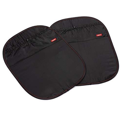 Comfort Scuffs - Diono Diono Two2Go Seat Protector Stuff-n-Scuff, Black