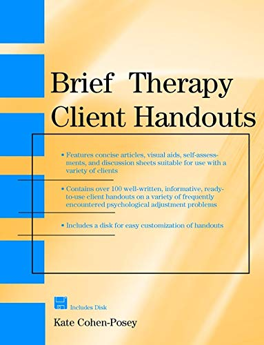 Brief Therapy Client Handouts