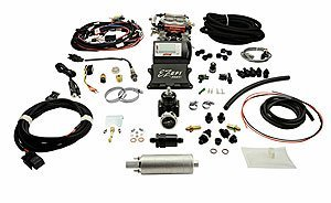 Fast 30447-06KIT EZ-EFI Fuel Master Kit With In-Tank Fuel Pump Kit, 1 Pack