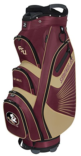 Florida State Golf Bag - Team Effort Florida State Seminoles The Bucket Ii Cooler Cart Bag
