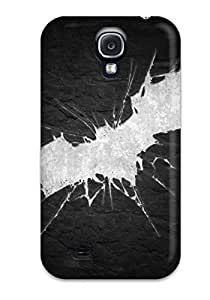 Premium Protection The Dark Knight Rises 6 Case Cover For Galaxy S4- Retail Packaging