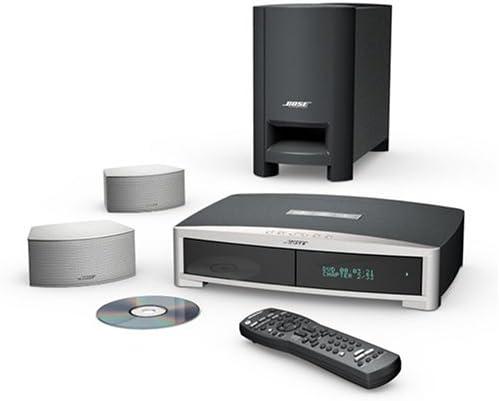 Bose R 321-GSX DVD Home Entertainment System Silver