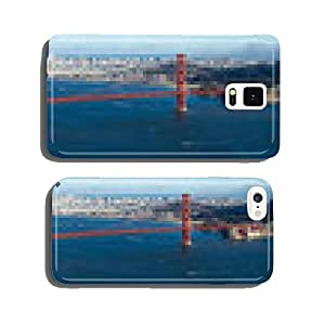 Golden Gate with San Francisco city view cell phone cover case iPhone6