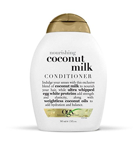 Price comparison product image Organix Nourishing Coconut Milk Conditioner 13 oz (Pack of 12)