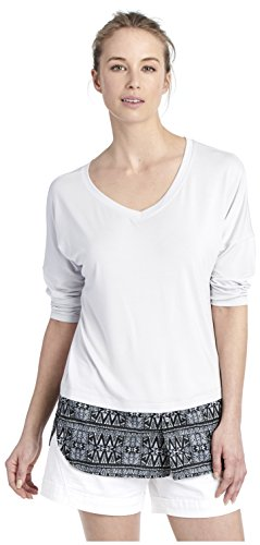 LOLE Women's Addy Top, Antarctica, Large