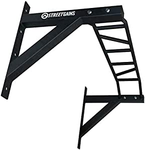 StreetGains® Barra de dominadas Multi Grip Pull Up Bar System: Amazon.es: Deportes y aire libre
