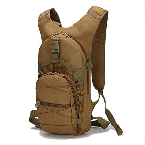 BUSL hombres de bolso y mujeres que montan a través de la sección al aire libre del alpinismo mochila pequeña turismo bolso casual . e d