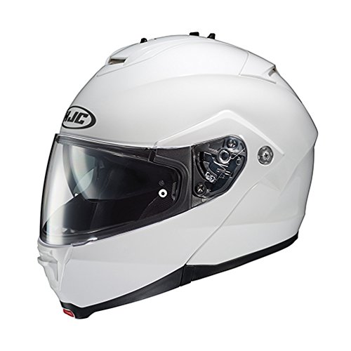 HJC IS-MAX II Modular Motorcycle Helmet (White, XXX-Large) for sale  Delivered anywhere in USA