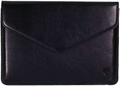 MediaDevil MacBook 2012 2015 Leather stitching product image