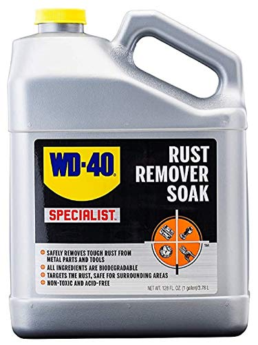 WD-40 Specialist Rust Remover