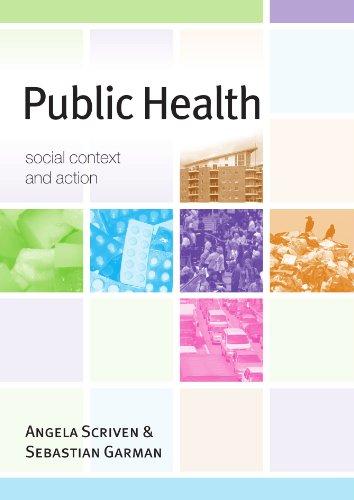 Public Health: Social Context and Action