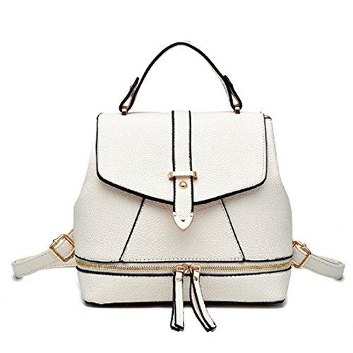 FOLLOWUS - Bolso mochila  para mujer, rosa (rosa) - G72328E blanco