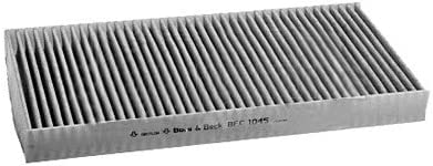Borg /& Beck BFC1045 Activated Carbon Filter