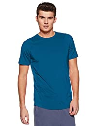 Under Armour Men's MK-1 Short Sleeve Shirt, Moroccan Blue/Stealth Gray, X-Large(191169485262)