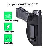 Anjilu 2 Pack Holster Universal Concealed Carry