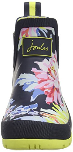 Joules Donna Wellibob Rain Boot Navy Whitstable Floreale