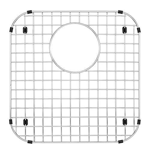 Blanco BL515296 515296 Stellar Stainless Steel Kitchen Sink - Grid 13.75 Bottom Inch
