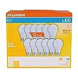 Sylvania 60w LED 12-Pack