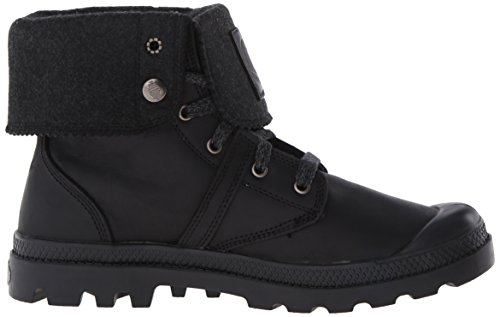 Combat Men's Boot Black 2 Palladium Plus Pallabrouse BGY wR8xZxCqX