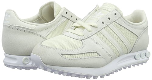 ftwr White Trainer Blanc Adidas Basses La off Baskets White White off Femme RwHvfPq