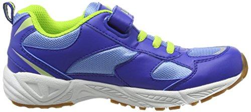 LicoBob VS - Zapatillas Deportivas para Interior para chico Azul - Blau (blau/lemon)