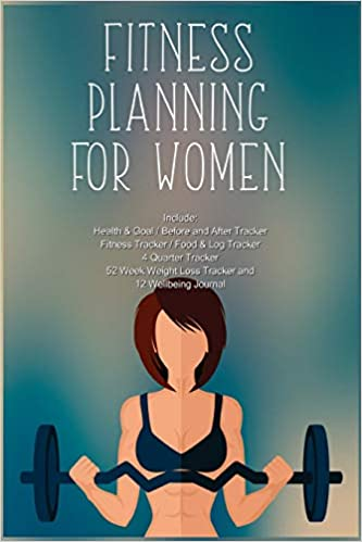 Fitness Planning for Women: Fitness Agenda, Fitness Planner ...