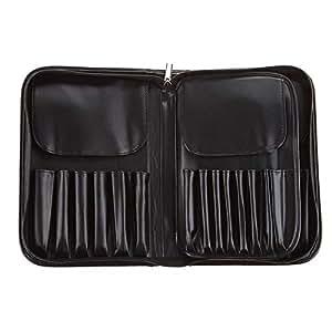SODIAL 29 Pockets Makeup Artist Bags Zipper Holder Case for Men Women Cosmetic Case
