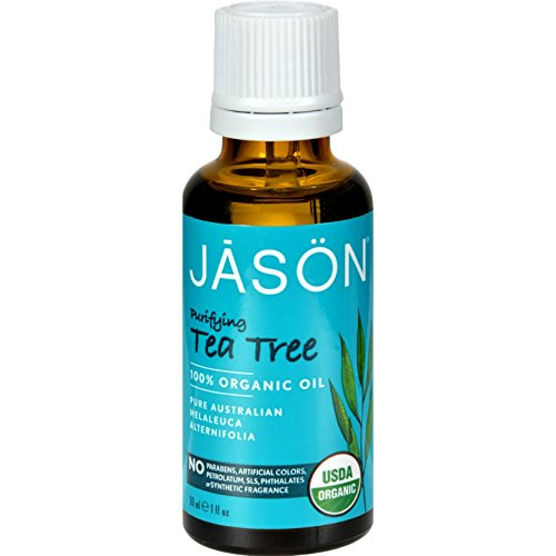 Price comparison product image JASON Purifying Tea Tree Oil, 1 fluid ounce. (Packaging May Vary)