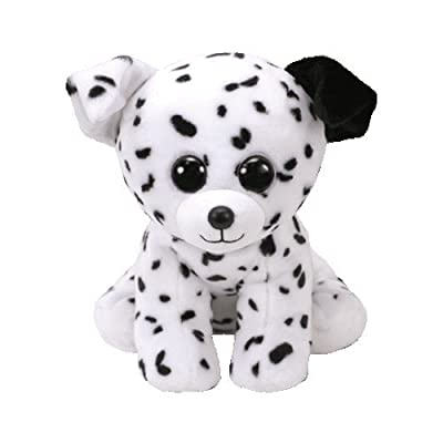 Ty 42302 Spencer, Dalmatian Beanie Baby Plush Toy, 15 cm: Toys & Games
